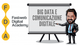 Big Data e Comunicazione Digitale: come costruire un piano editoriale Data-Driven - ONLINE