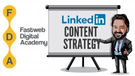 LinkedIn Content Strategy per i professionisti - ONLINE